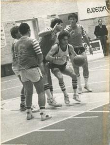 Luciano Matrone, play storico della Polisportiva Battipagliese