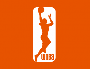 Il logo WNba