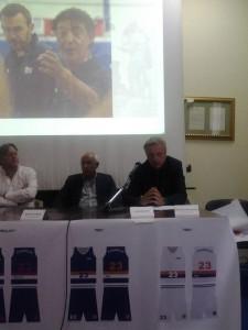 L'avvocato Rossini presenta il progetto PB63