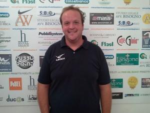 Raffaele Porfidia, coach PB63