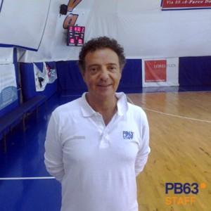 Massimo Riga, Coach PB63LADY