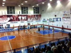 PB63LADY Vs Defensor Viterbo