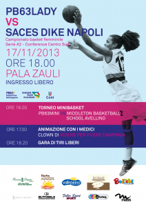 PB63LADY vs Saces Dike Napoli