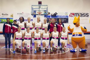 PB63LADY vs Defensor Viterbo - 3 novembre 2013