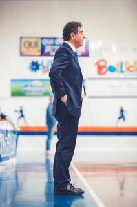 coach Mssimo Riga