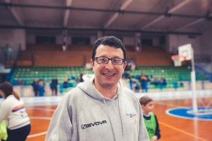 Mimmo Alfinito responsabile settore Minibasket