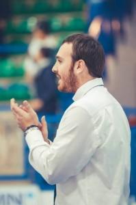 coach Fabio Farina