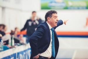 Massimo Riga coach della PB63 Lady