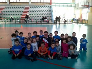 coach Riga con i nostri PB63 Mini