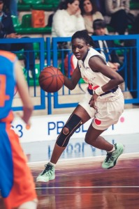 Diop dell'under 17 Lady