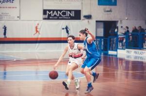 Morena Nappo dell'under 19 Lady