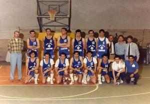Casse Rurali Campane 1985-86