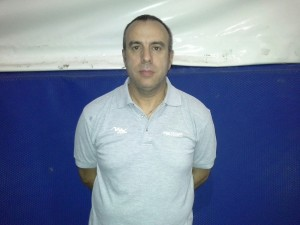 Luca Poderico coach dell'under 17