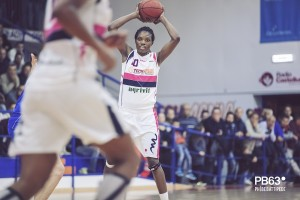 Monique Ngo Ndjock top-scorer di questa sera