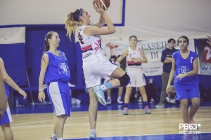 Giovanna Martines dell'under 15