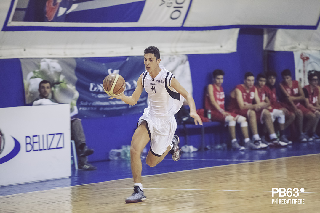 Stabile dell'under 17 Regionale