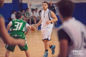 Cantarella dell'under 17 Regionale