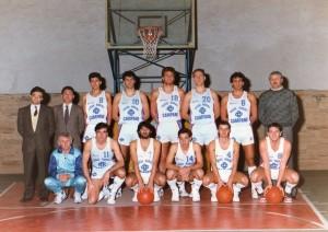 le Casse Rurali stagione 1986-1987