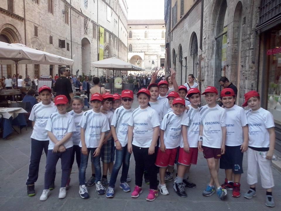 la PB63Mini a Perugia