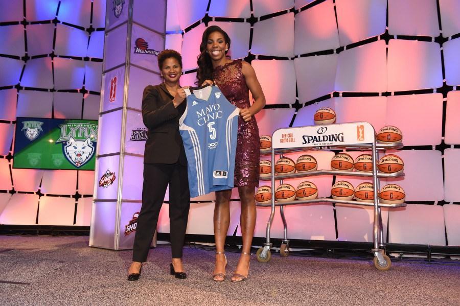 Reshanda Gray al draft WNBA