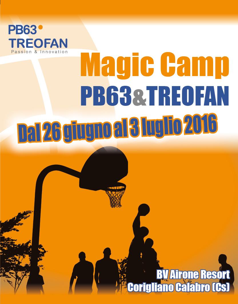 PB63 magic camp 2016