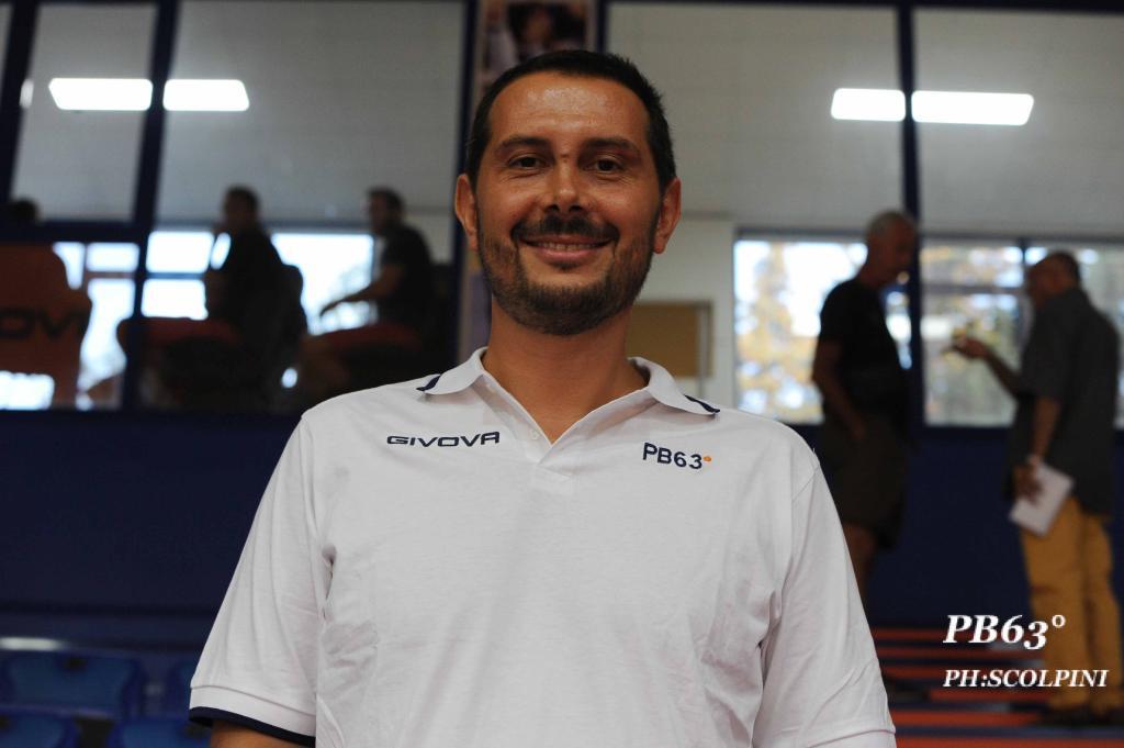 coach Orlando Menduto