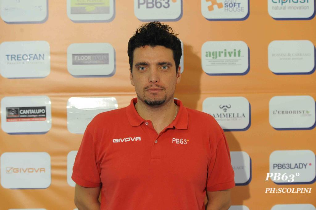 coach Aldo Russo